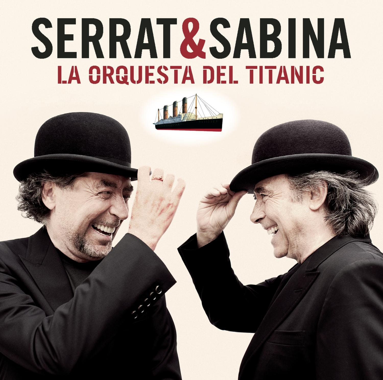 Sabina y Serrat en concierto